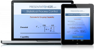 Types of Control Charts - Statistical Process Control PresentationEZE