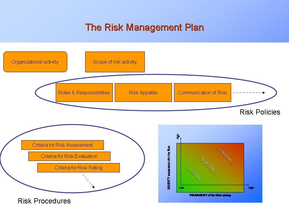 Risk Management Plan  ExplainedPresentationeze