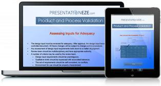 Product Validation Training.