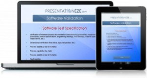 Software Validation Information
