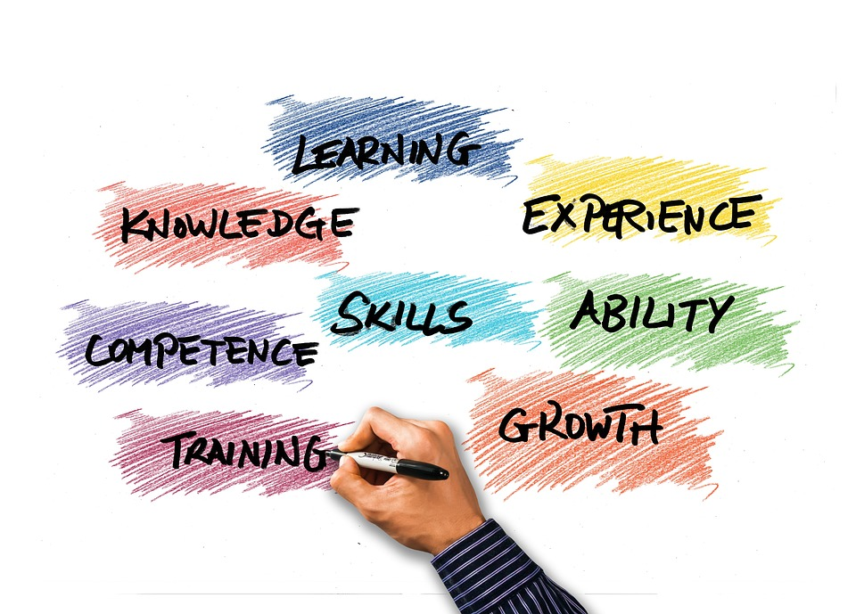 Develop your knowledge, your understanding, your ability to drive improvement